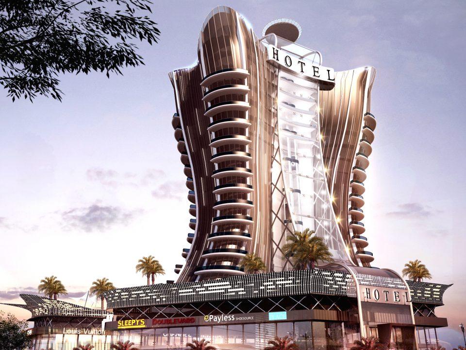 هتل چابهار